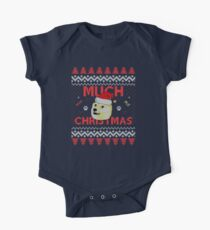 Much Christmas - Doge Meme Kids Clothes