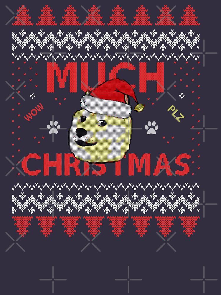 Mucho Navidad - Doge Meme de MikeMcGreg