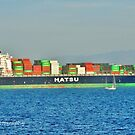 maritime shipping by Stephen Burke