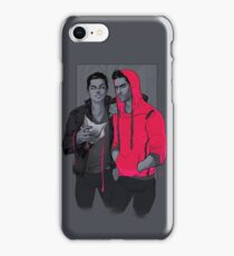 Teen Wolf - Little Red Has Pointy Teeth iPhone Case/Skin
