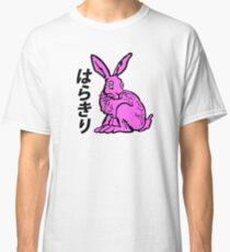 Camiseta clásica Conejito japonés rosado