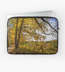 Down a Country Road Laptop Sleeve