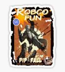 Robco Fun Sticker