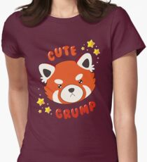 Cute Grump (Red Panda) T-Shirt