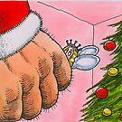 Christmas Tree Fairy by MarkHackett