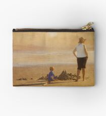 Last of the Summer Days Zipper Pouch