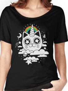 This Is Your Cat On Catnip Women's Relaxed Fit T-Shirt