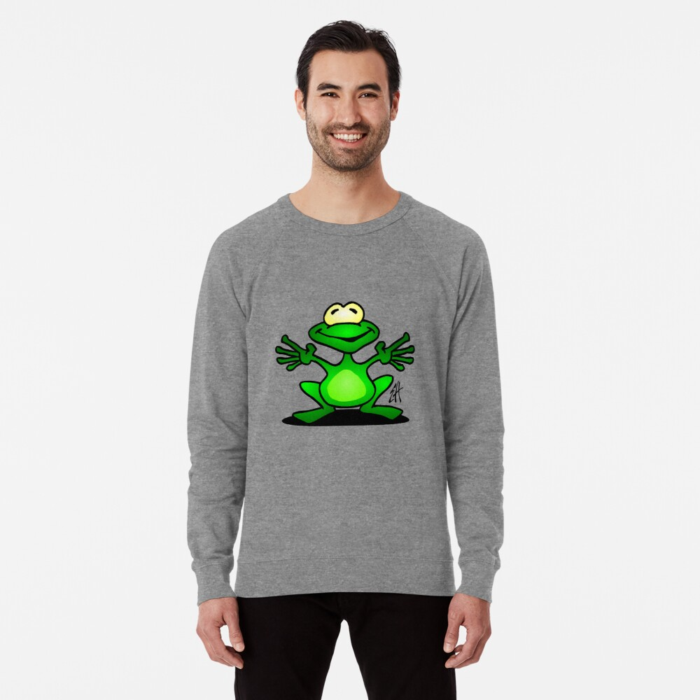Frog Lightweight Sweatshirt