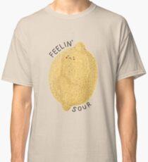 feelin' sour Classic T-Shirt