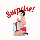 The Pin Up Surprise by sebi01