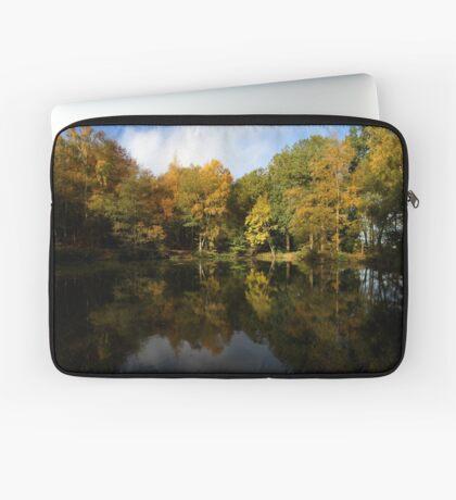 Autumn in Bucklebury Laptop Sleeve