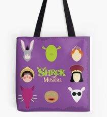 Shrek the Musical Tote Bag