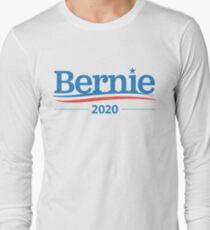 Bernie Sanders 2020 Campaign Logo Long Sleeve T-Shirt