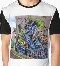 Brighton Art Graphic T-Shirt