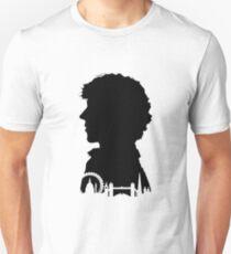 Sherlock Portrait Unisex T-Shirt