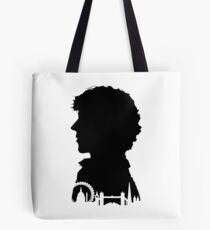 Sherlock Portrait Tote Bag