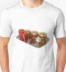 The Golden Age Of Fast Food Unisex T-Shirt