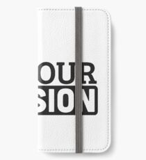 Not Our Division  iPhone Wallet/Case/Skin