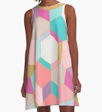 HEX2 A-Line Dress