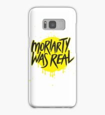 Moriarty Was Real. Samsung Galaxy Case/Skin