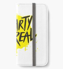 Moriarty Was Real. iPhone Wallet/Case/Skin