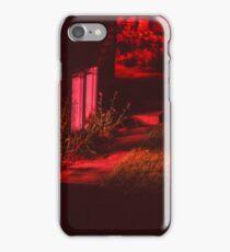 Bloodshot iPhone Case/Skin