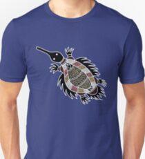 Aboriginal Art - Echidna  Unisex T-Shirt