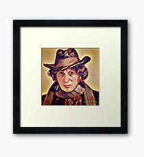 The Doctor # 4  Framed Print