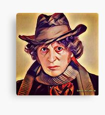 The Doctor # 4  Canvas Print
