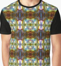 The Electric Psychedelic Bubble Graphic T-Shirt
