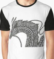 Haku - Spirited Away Graphic T-Shirt