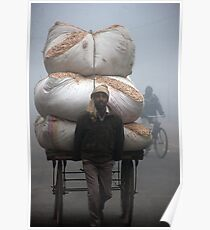 Foggy Load Poster
