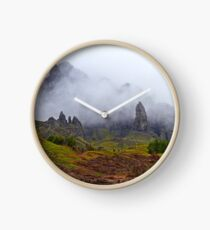 Old Man of Storr ~ Isle of Skye Clock