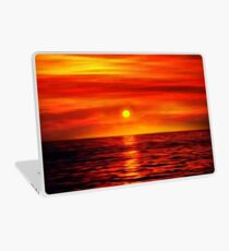 Sunset 10 Laptop Skin