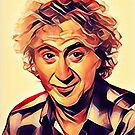 Gene Wilder by Junior Mclean