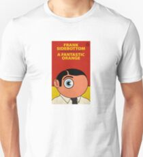 A Fantastic Orange - Frank Sidebottom T-Shirt
