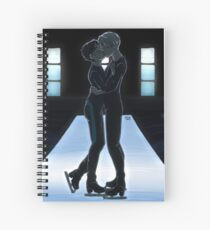 Stay Close to Me Spiral Notebook