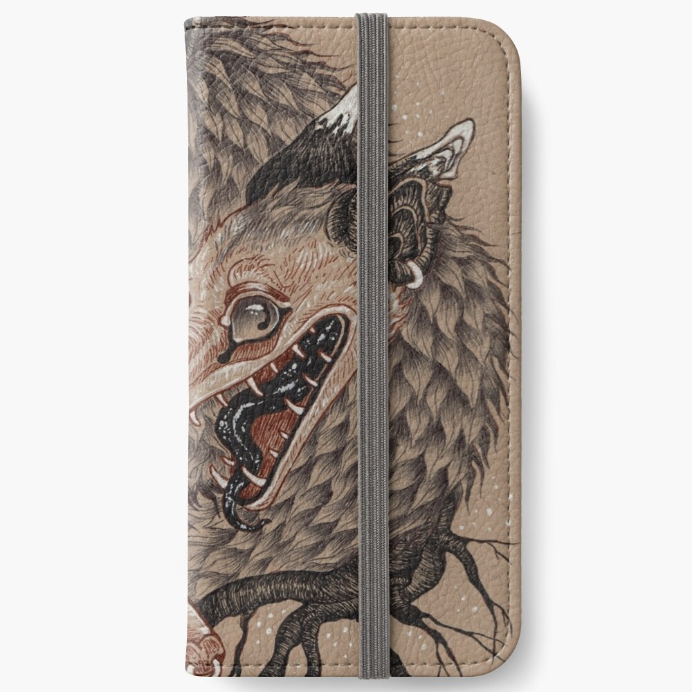 Mouths to Feed iPhone Wallet