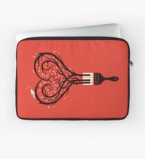 Paint your love song Laptop Sleeve