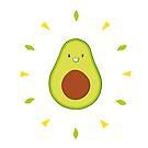 « Shiny Avocado » par vee-madinina