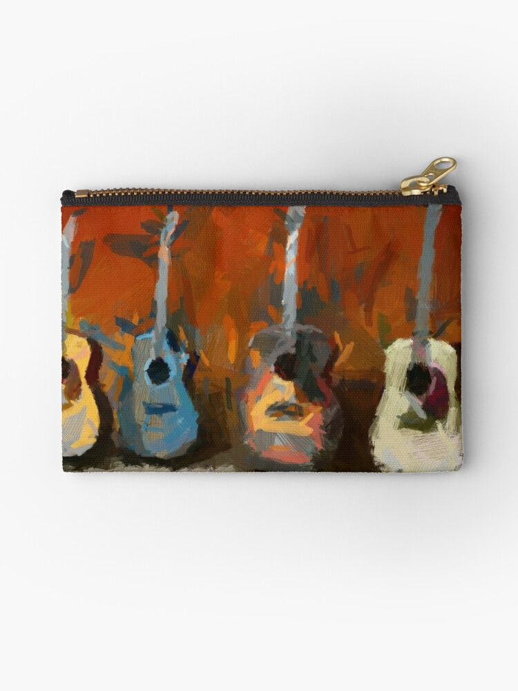Four Guitars by DiNovici