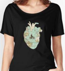 Follow Your Heart Women's Relaxed Fit T-Shirt