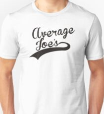 AVERAGE JOE'S TSHIRT Funny DODGEBALL GYM TEE Vintage SCHOOL MOVIE TEE DODGE BALL Unisex T-Shirt
