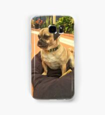 Puggy boy Samsung Galaxy Case/Skin