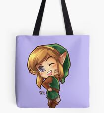 A Chibi to the Past Tote Bag