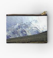 Fort Sage Mountains Studio Pouch