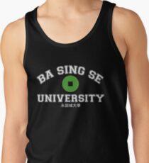 Camiseta de tirantes Ba Sing Se University