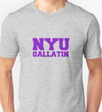 Camiseta unisex NYU Gallatin