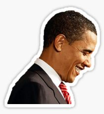 Barack Obama Sticker
