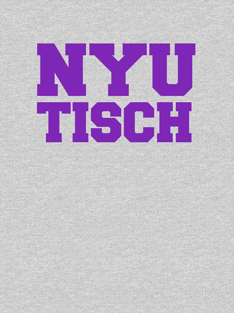 NYU Tisch de sorasicha